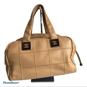 Genuine Chanel Bowler Bag